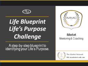 Life Blueprint - Lifes Purpose Challenge